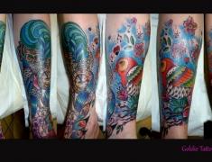goldie-tattoo-tarbes-9-3-2014-mollet-old-school-chouette-montre-eet-oiseau-hdtv-1080site2.jpg