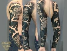 Goldie-Tattoo-Tarbes.mars2019.-web.bras-puzzle-et-foret.jpg